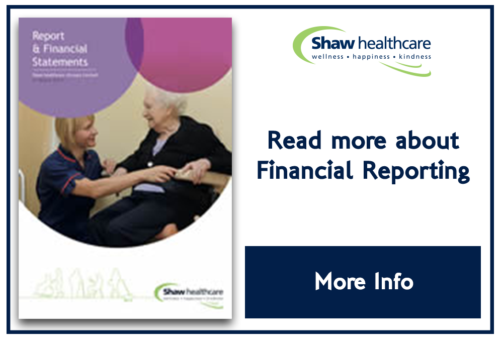 Shaw Coporate Financial Reporting