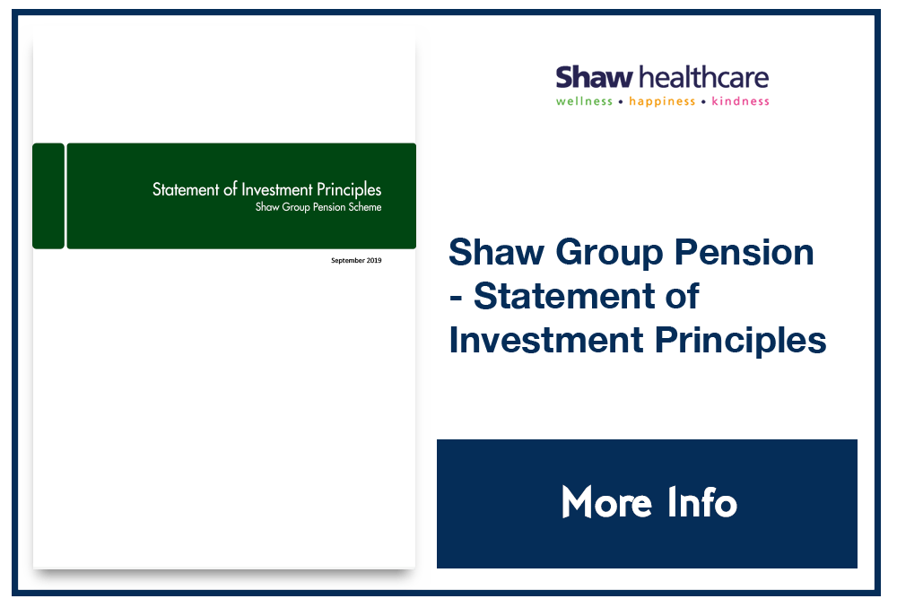 shaw group pension